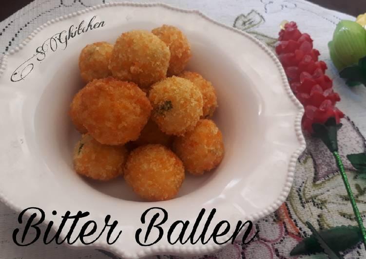 Bitter Ballen