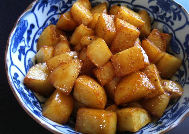 How to Make Perfect Teriyaki Potatoes