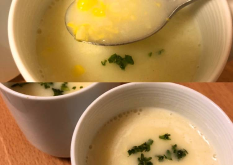 Sweet corn soup 🌽Easy cook!, Exactly Why Are Apples So Good With Regard To Your Health