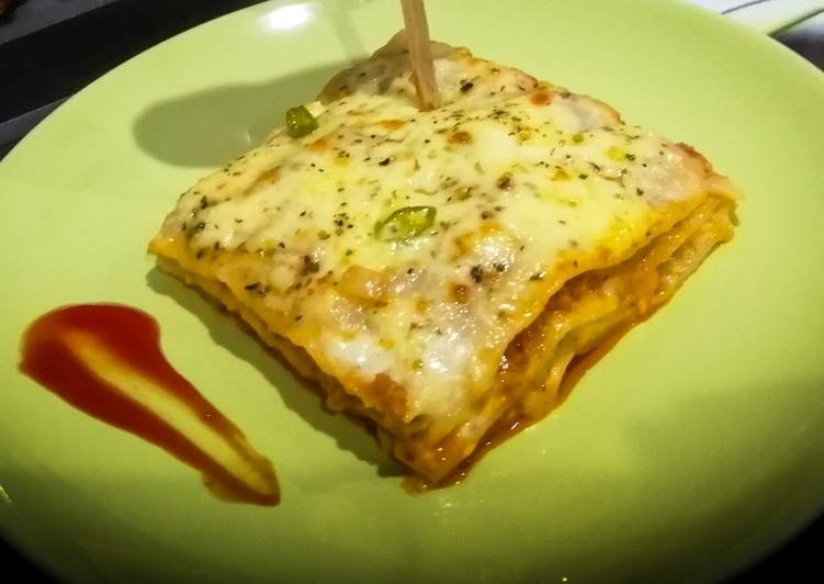 How to Make Tasty Lasagne ?