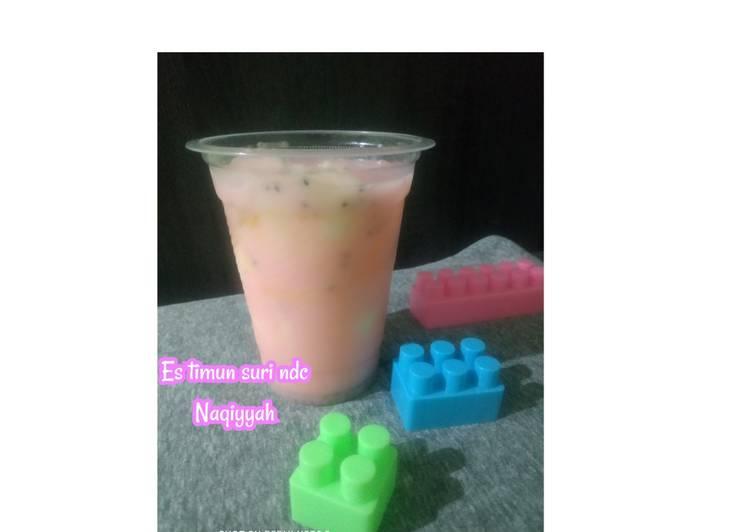 95. Es Timun Suri nata de coco