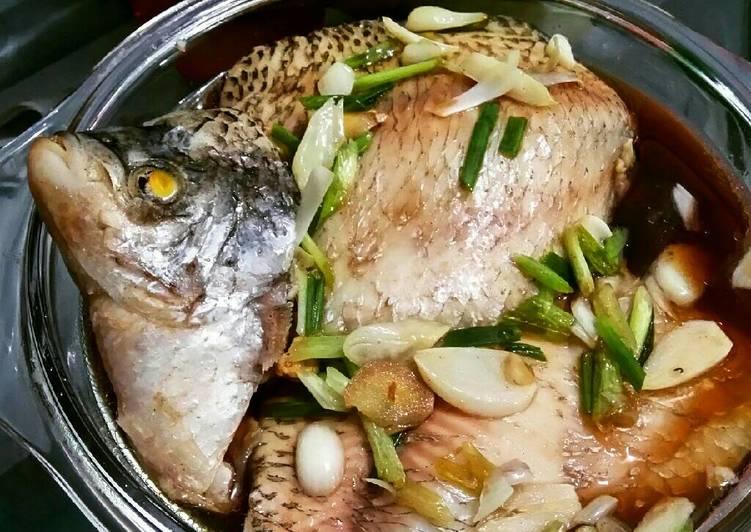 Resep Tim Ikan Gurame Belajar