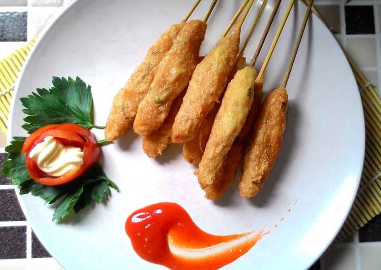 Resep Sempol Ayam Keju Jajanan Khas Malang Oleh Dapur Adis Cookpad