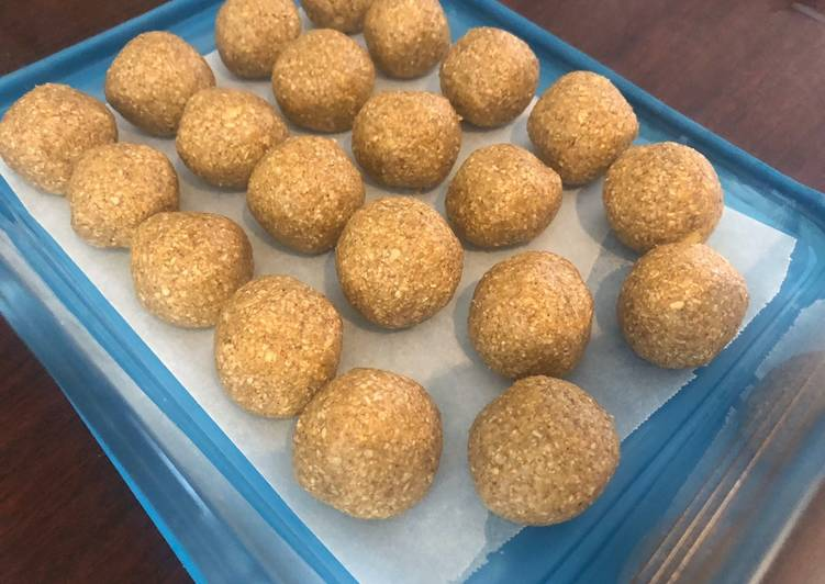 Simple Way to Make Super Quick Homemade Gingerbread Fat Bombs