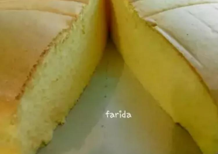 Pumpkin Ogura Cake - cookandrecipe.com