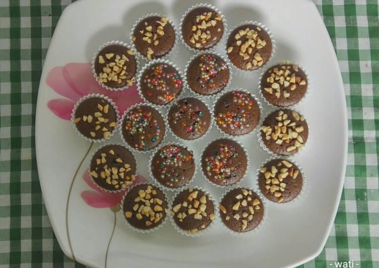 Brownies Kering