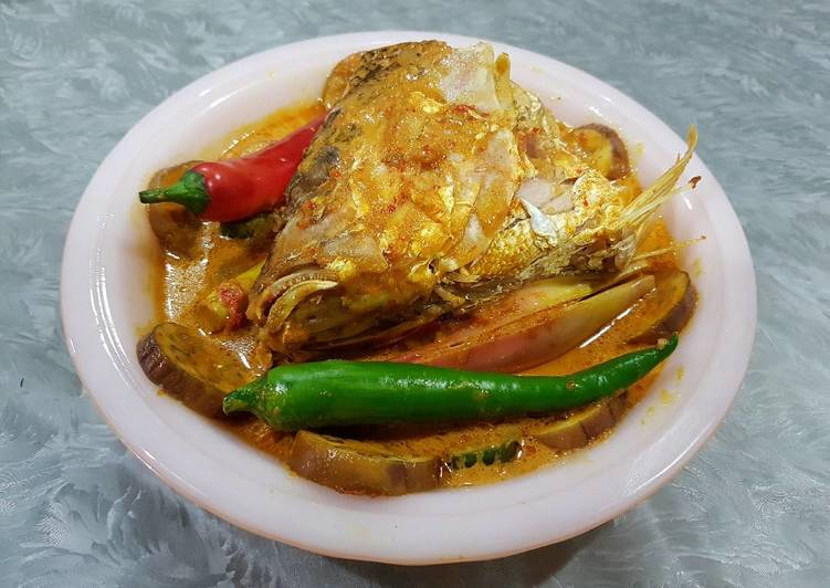 Nyonya Fish Head Curry Choosing Fast Food That's Fine For You