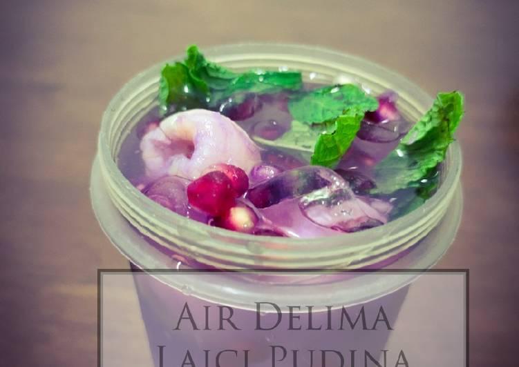 Air Delima Laici Pudina - resepipouler.com