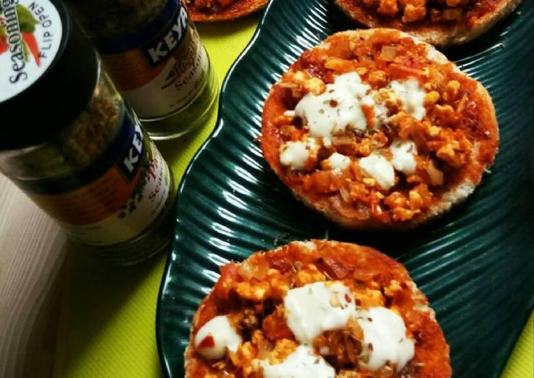 Top 100 Dinner Easy Blends Mini bread pizza desi style