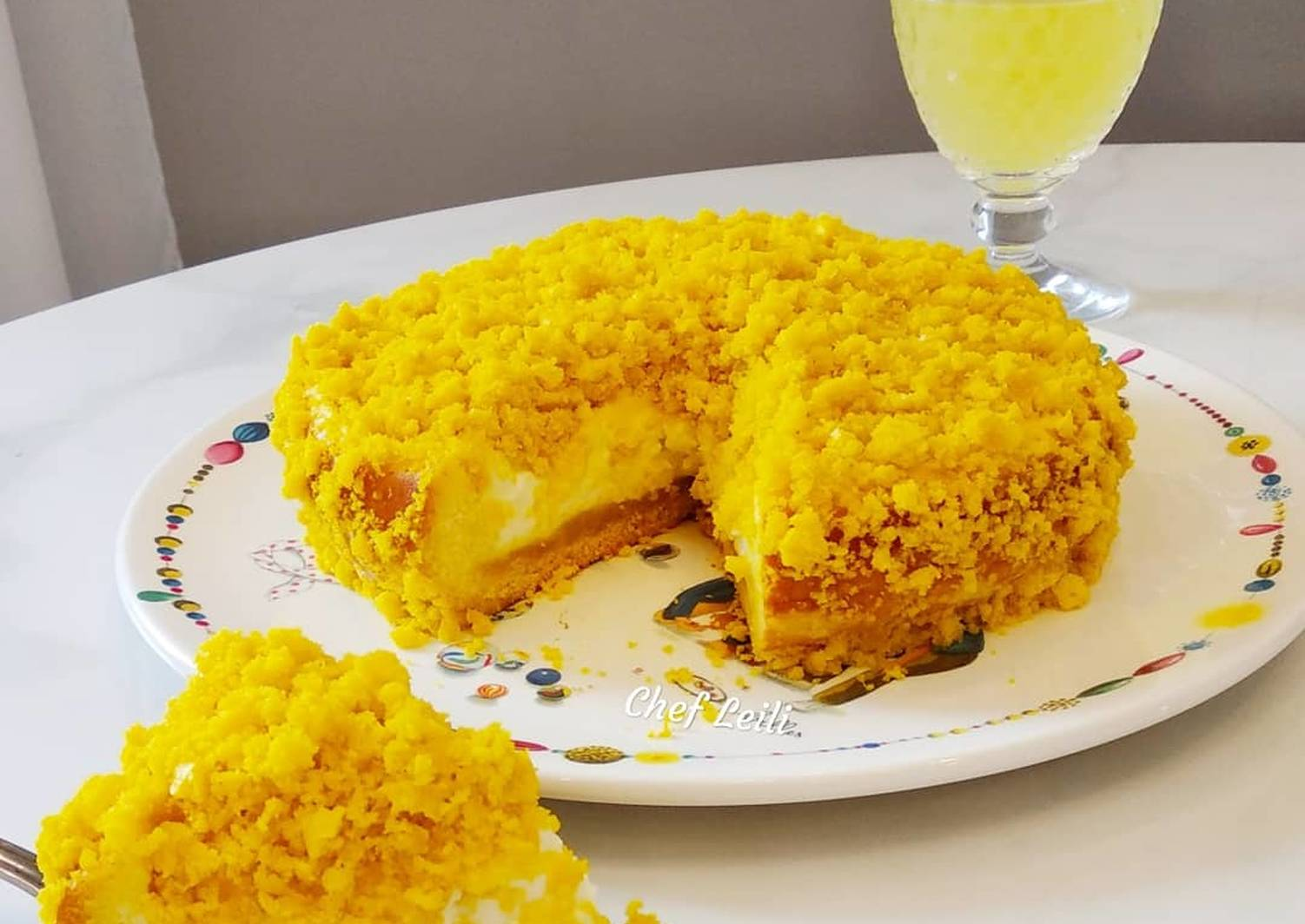 торт мимоза рецепт с фото пошагово проследите тем