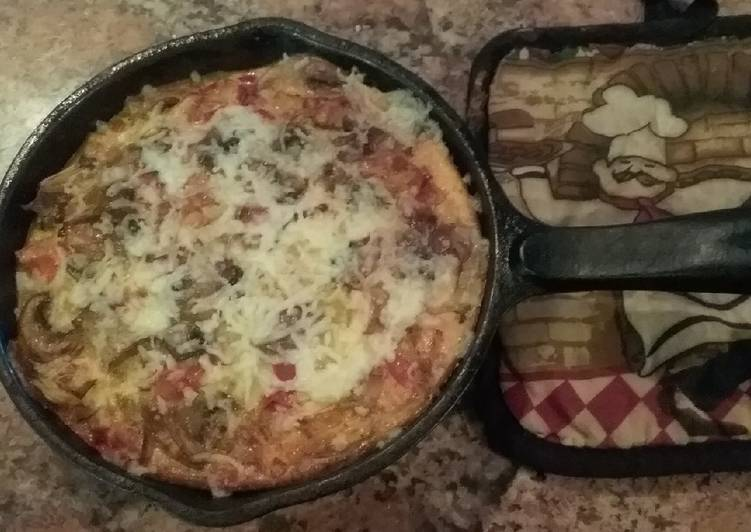 Step-by-Step Guide to Make Perfect Cast Iron Breakfast Frittata