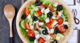 Hình ảnh món Salad Hy Lạp - Greek Salad