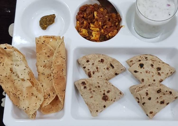 25 Minute Step-by-Step Guide to Prepare Autumn Paneer tadka