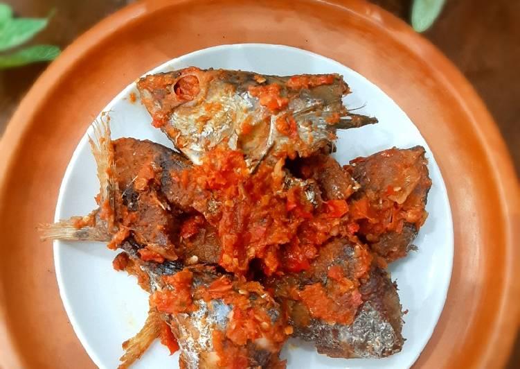 Tongkol sambal bali