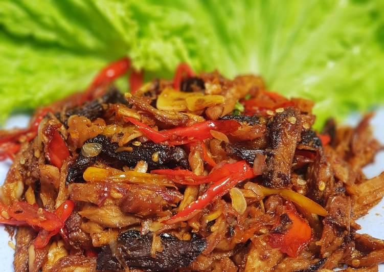 Suwir Tongkol - cookandrecipe.com