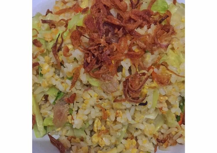 Resep Nasi Goreng Sederhana Paling Joss