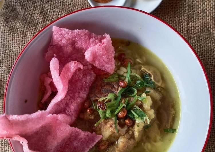 Resep Soto Daging Sokaraja Yang Gampang Bikin Ngiler