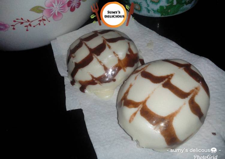 Easiest Way to Cook Tasty Icing glazed donut 3