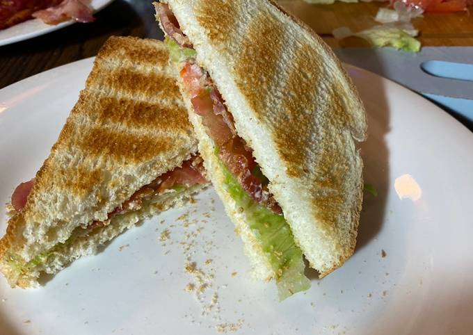 Easiest Way to Prepare Any-night-of-the-week Tyler's BLTS