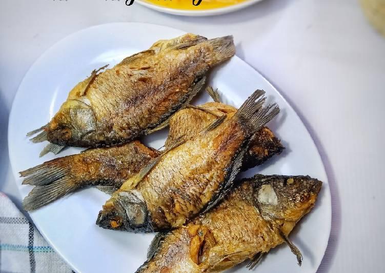 Ikan Mas Goreng