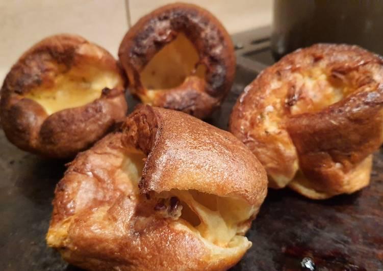 1st go Yorkshire Pudding