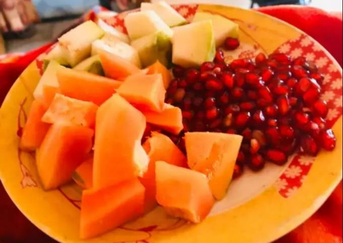 Step-by-Step Guide to Prepare Perfect Fruit salad
