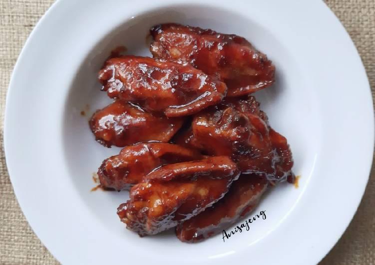 35. Ayam Kecap