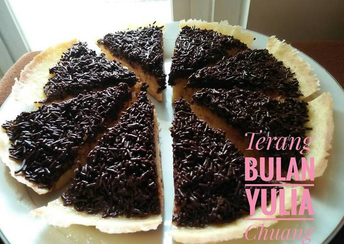 Resep Terang Bulan Coklat Teflon Oleh Yulia Chuang Cookpad