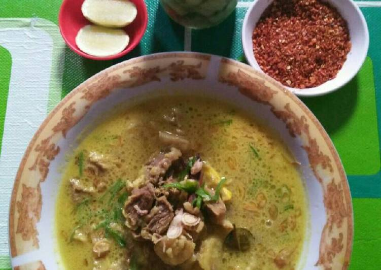 Resep Empal gentong cirebon gampang