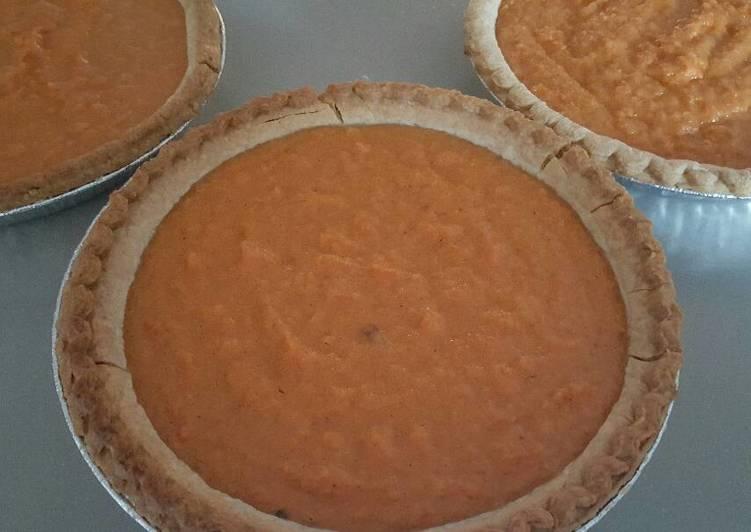 Recipe: Yummy Sweet Potato Pie