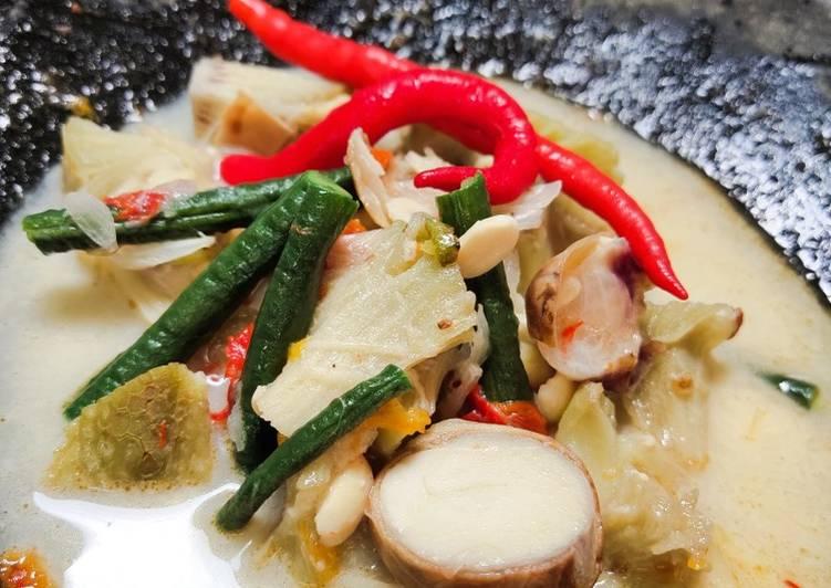 Menu Masakan Lodeh Kluwih Kacang Panjang Sedap Resep Masakan Rumahan