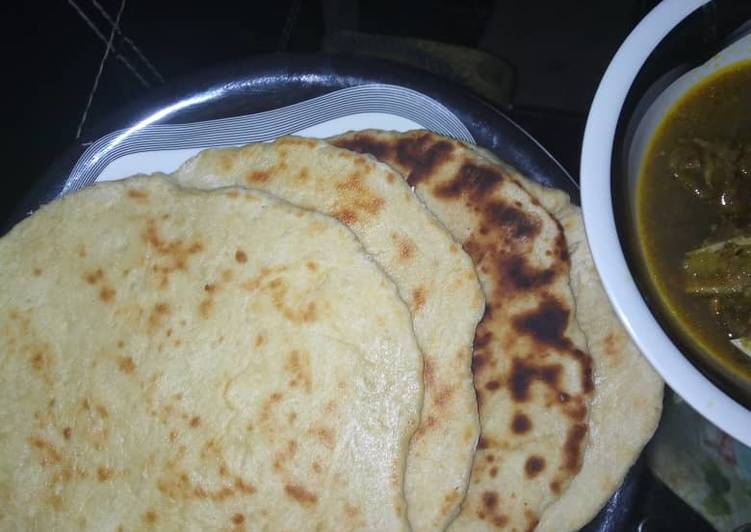 Recipe of Perfect Naan bread