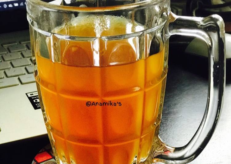 25 Minute Steps to Make Super Quick Homemade Ayurvedic Herbal Tea 🍵