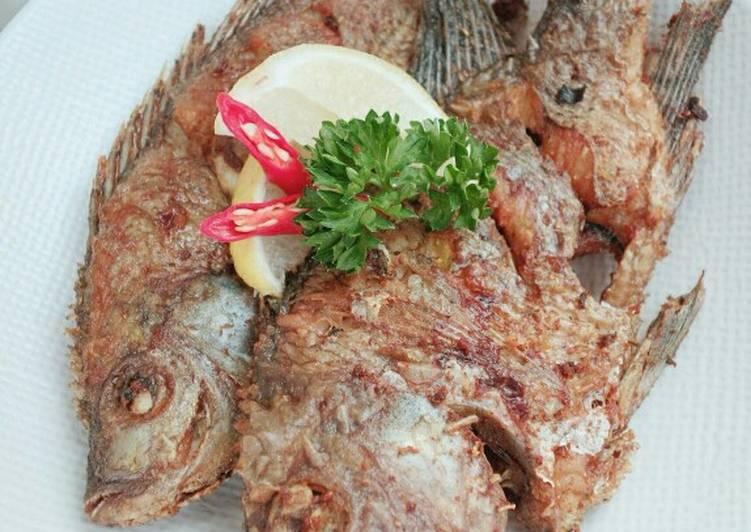 Ikan Nila Goreng Simple