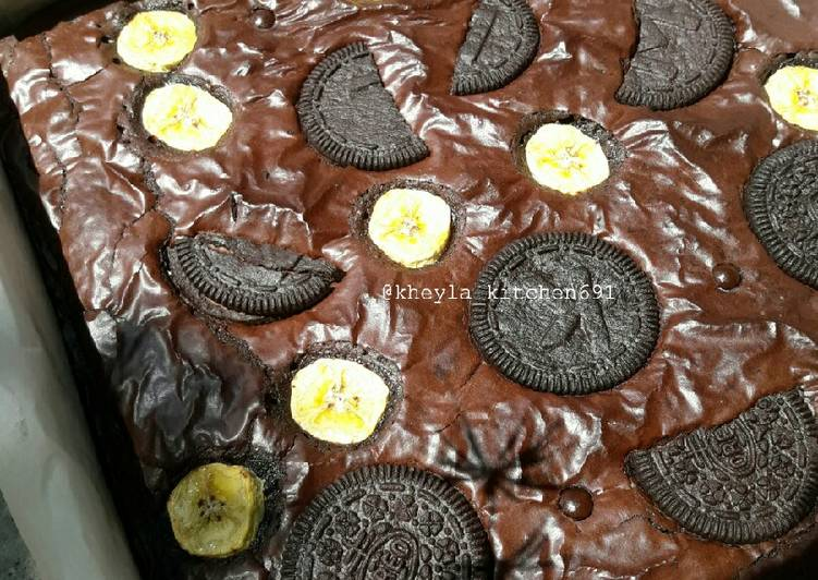 Shiny Crust Brownies hitz