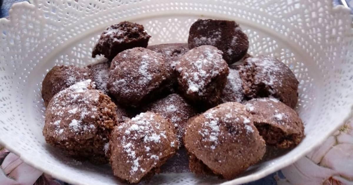аксессуар придаст супер шоколадное печенье рецепт с фото при