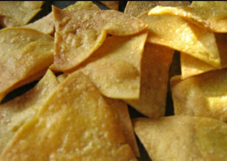Recipe of Quick Homemade nachos