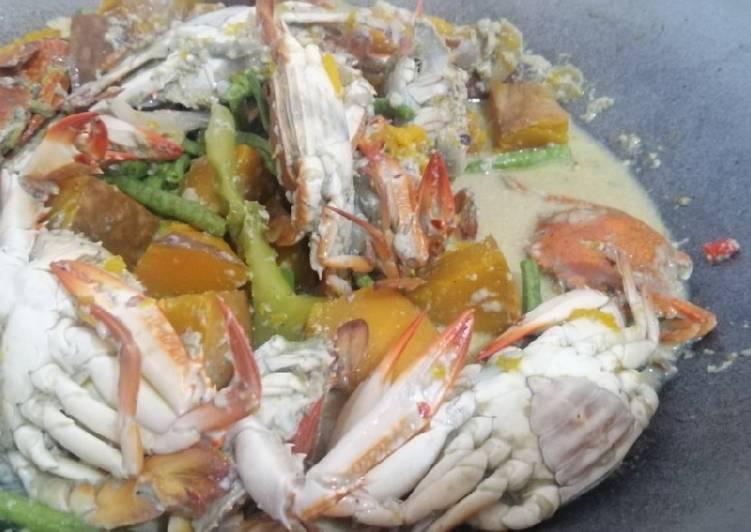 Recipe: Perfect Ginataang Alimasag