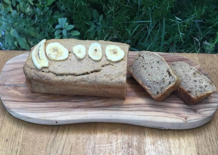 Steps to Prepare Ultimate Vegan Banana Cake