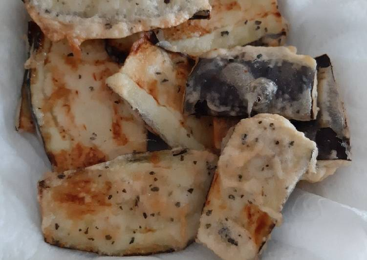 Recipe of Quick Fried Eggplant