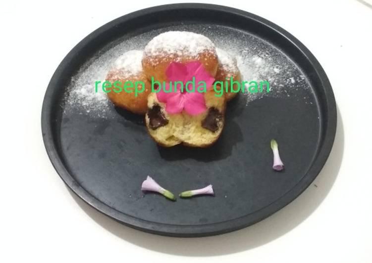 Roti Goreng Kentang / Donat Kentang Isi Coklat