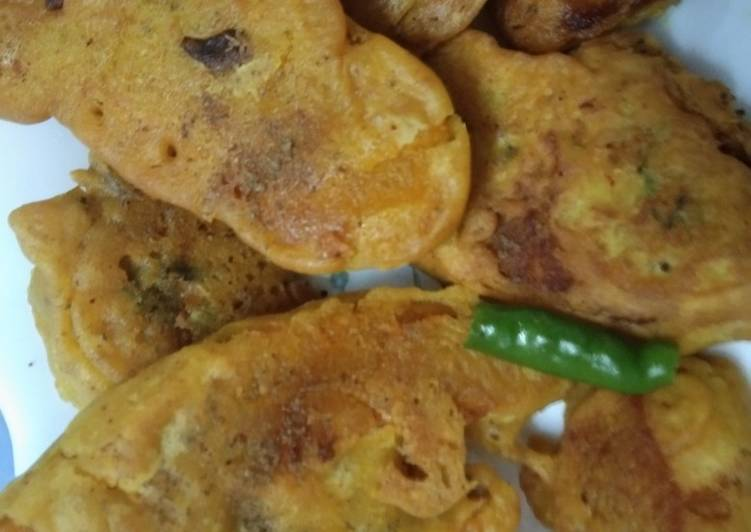 Simple Way to Prepare Favorite Yellow Pumpkin Fritters
