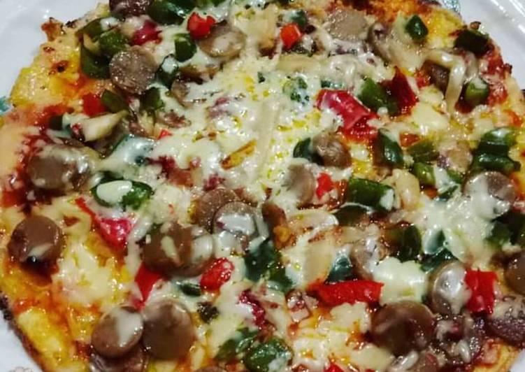 Pizza mie instan