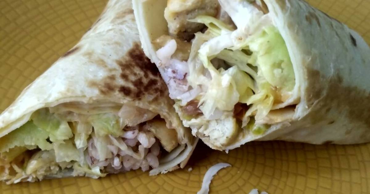 49 Resep Burrito Enak Dan Sederhana Ala Rumahan Cookpad