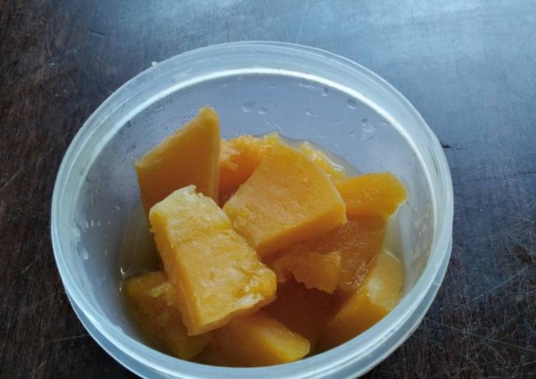 Step-by-Step Guide to Make Quick Simmered Butternut Squash