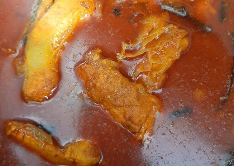 Recipe of Ultimate Fish curry