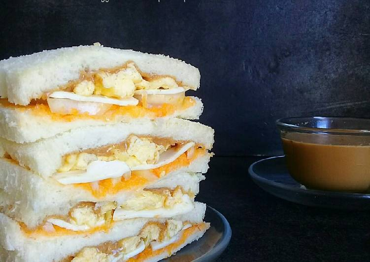 Resep Sandwich Mudah & Sehat Top