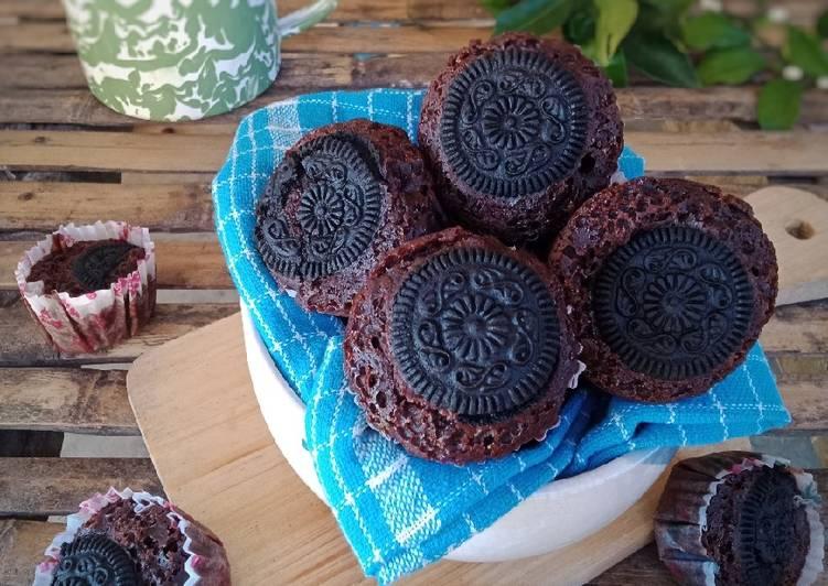 Brownies Kulit Pisang Oreo Mini Snack Maker