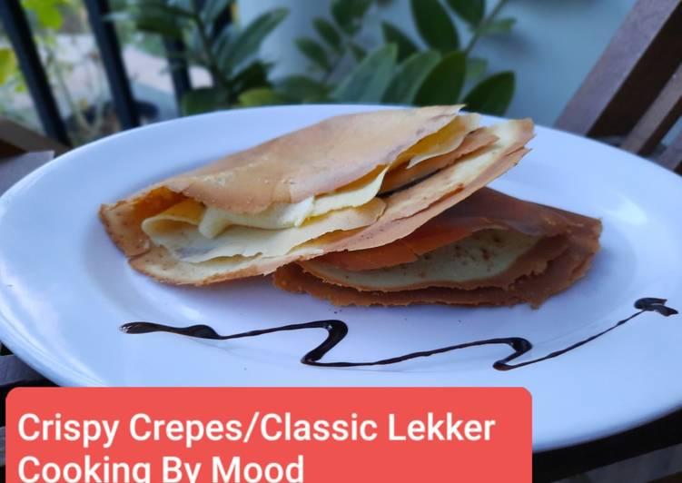 Crispy Crepes/Classic Lekker