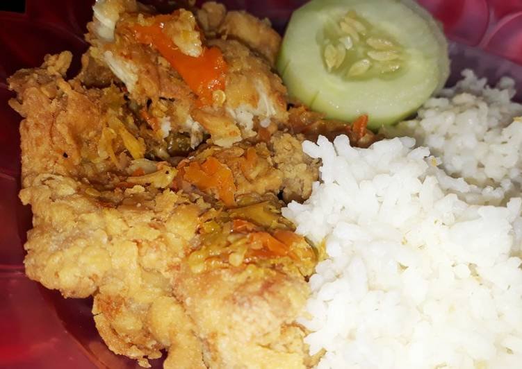 Resep 🌶🌶 Sambal Ayam Geprek🌶🌶 Anti Gagal